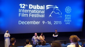 Question and answer session with the director of the film.